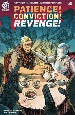Patience! Conviction! Revenge! 4-A
