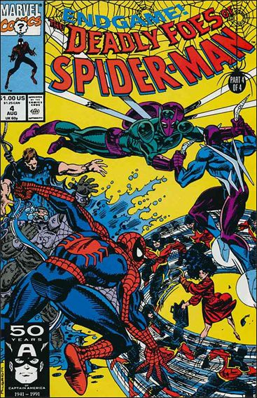 Deadly Foes of Spider-Man 4-A by Marvel