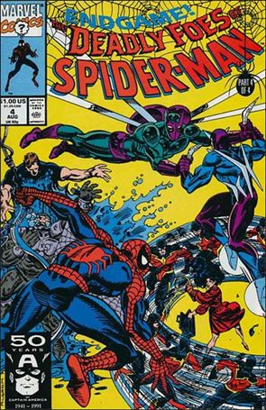 Deadly Foes of Spider-Man 4-A