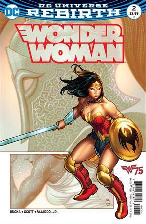 Wonder Woman (2016)  2-B