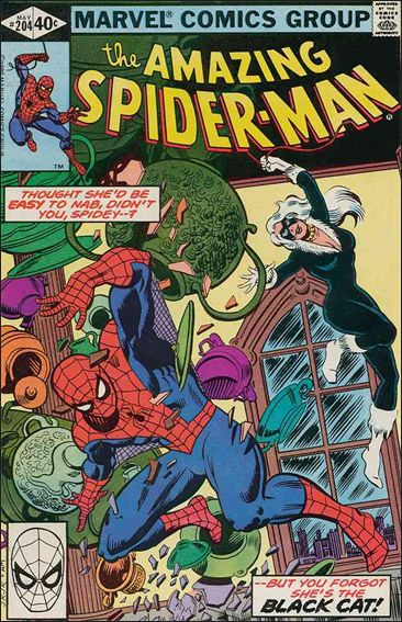 Amazing Spider-Man (1963) 204-A by Marvel