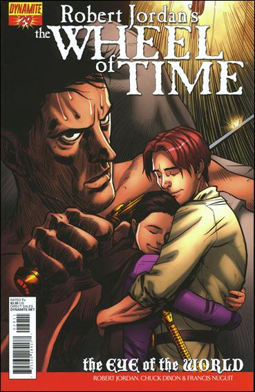 Robert Jordan's Wheel of Time: The Eye of the World (2010) 29-A by Dynamite Entertainment