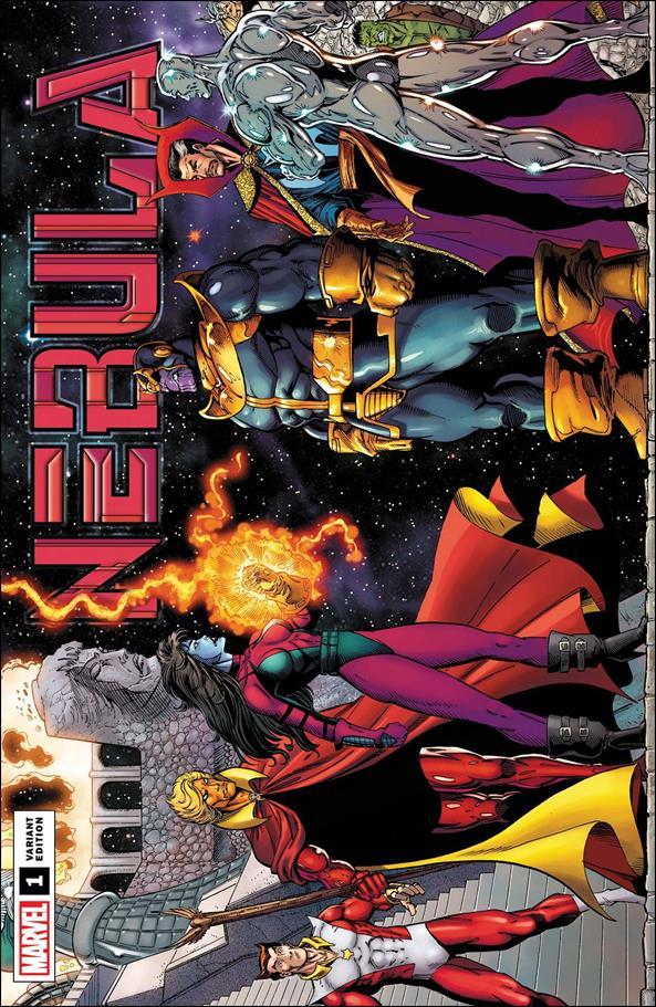 Nebula 1-E by Marvel