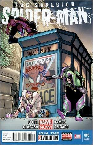 Superior Spider-Man 6-B by Marvel