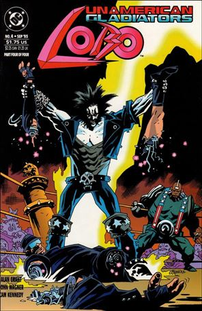 Lobo: Un-American Gladiators 4-A