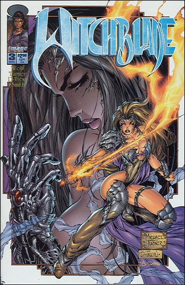 Witchblade 3-A by Top Cow