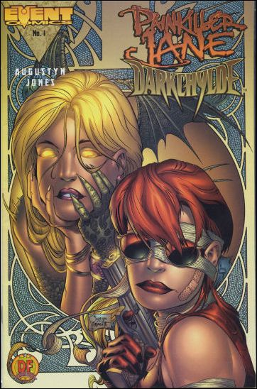 Painkiller Jane/Darkchylde 1-E by Event Comics