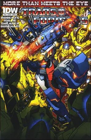Transformers: More Than Meets the Eye (2012) 18-A