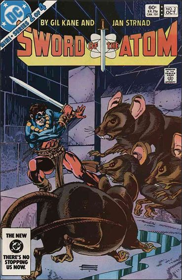 Sword of the Atom 2-A by DC