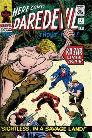 Daredevil (1964) 12-A