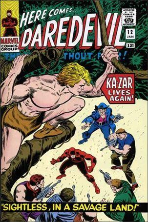 Daredevil (1964) 12-A