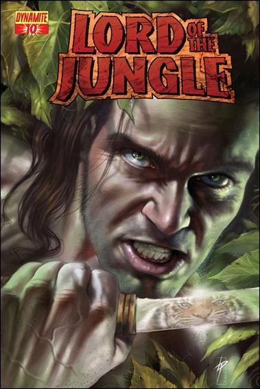 Lord of the Jungle 10-A by Dynamite Entertainment