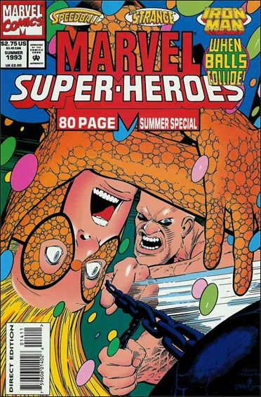 Marvel Super-Heroes (1990) Summer 1993-A by Marvel