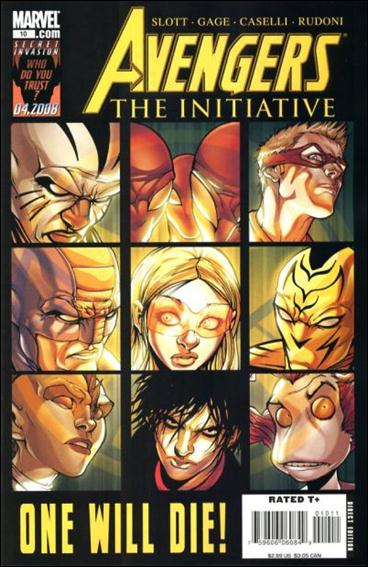 Avengers: The Initiative 10-A by Marvel