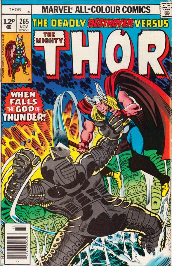 Thor (1966) 265-B by Marvel