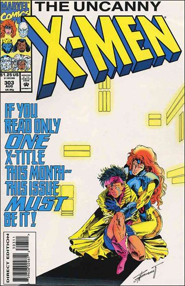 Uncanny X-Men (1981) 303-A by Marvel