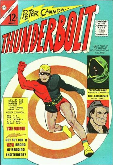 Thunderbolt 1-A by Charlton