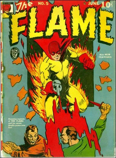 Flame (1940) 5-A by Fox