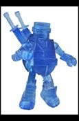 Teenage Mutant Ninja Turtles Minimates (Exclusives) Translucent Leonardo (Loose)