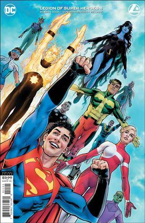 Legion of Super-Heroes (2020) 11-B