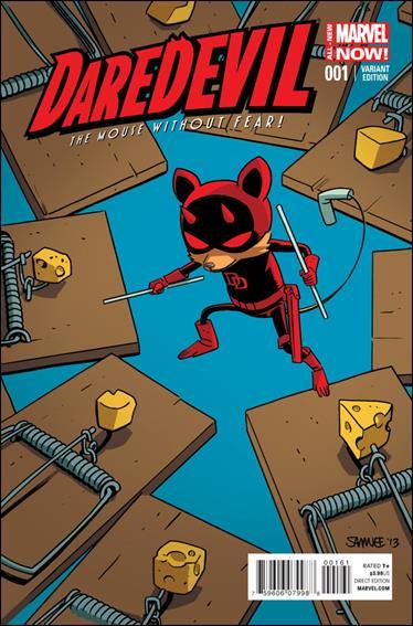Daredevil (2014) 1-E by Marvel