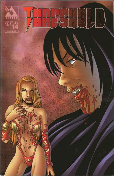 Threshold (1998) 14-A by Avatar Press