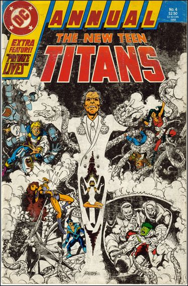 New Teen Titans Annual '4'-A by DC