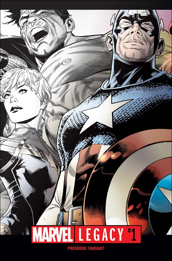 Marvel Legacy 1-C by Marvel
