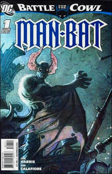 Batman: Battle for the Cowl: Man-Bat 1-A by DC