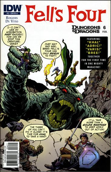 Dungeons & Dragons (2010) 6-C by IDW