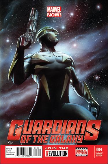 Guardians of the Galaxy (2013) 4-C by Marvel