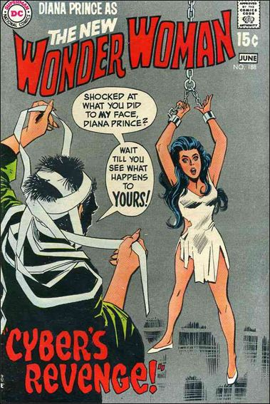 Wonder Woman (1942) 188-A by DC