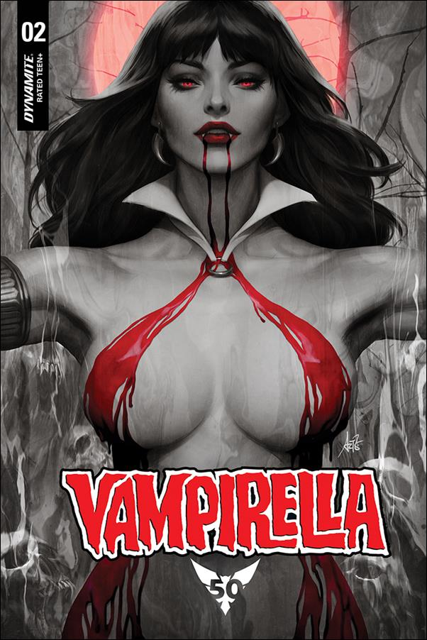 Vampirella (2019) 2-M by Dynamite Entertainment