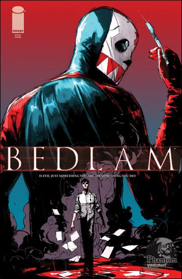 Bedlam (2012) 3-B by Image