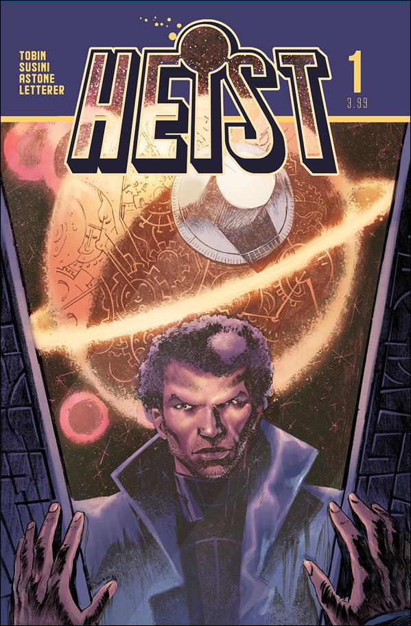 Heist 1-A by Vault Comics