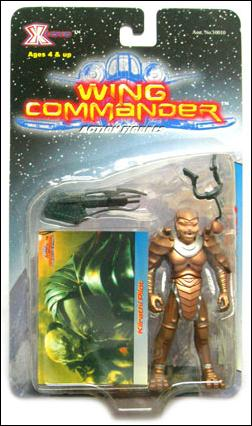 Wing Commander Kilrathi Pilot by X-Toys