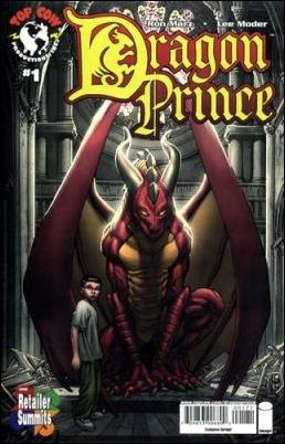 Dragon Prince 1-C by Top Cow