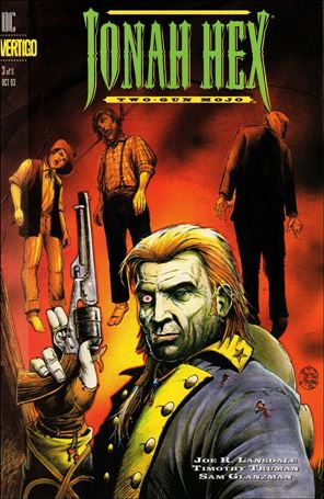 Jonah Hex: Two-Gun Mojo 3-A