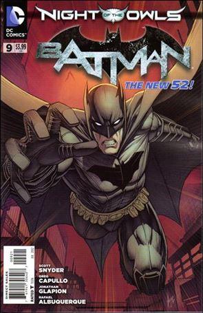 Batman (2011) 9-D
