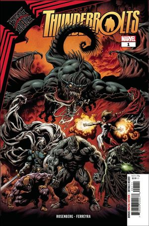 King in Black: Thunderbolts 1-A