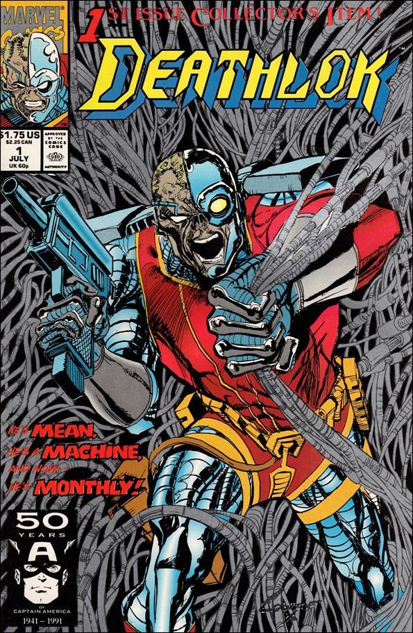 Deathlok (1991) 1-A by Marvel