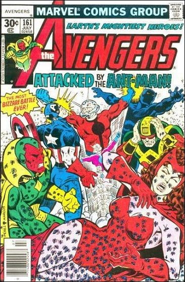 Avengers (1963) 161-A by Marvel