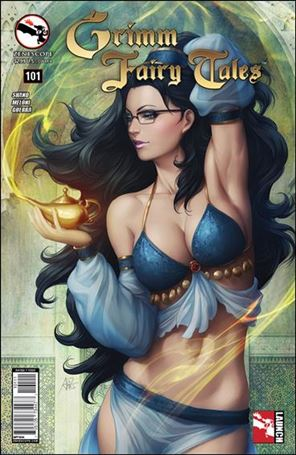 Grimm Fairy Tales 101-A