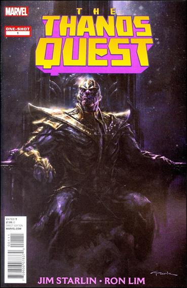 Thanos Quest (2012) 1-A by Marvel