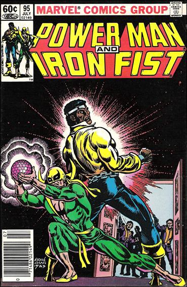 Power Man and Iron Fist (1978) 95-A by Marvel