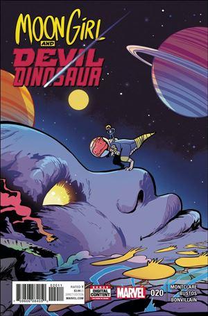 Moon Girl and Devil Dinosaur 20-A