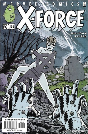X-Force (1991) 126-A by Marvel