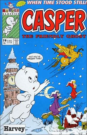 Casper the Friendly Ghost (1991) 19-A