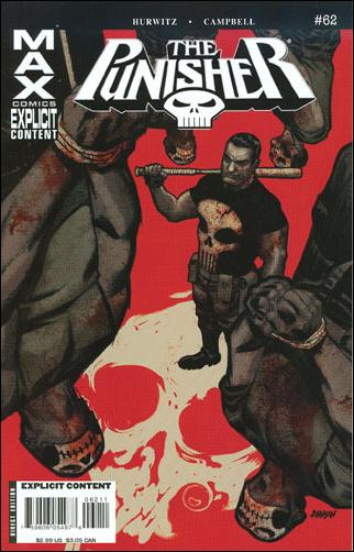 Punisher (2004) 62-A by Max