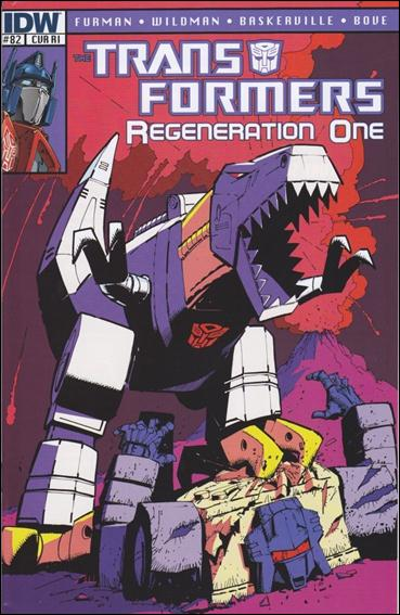 Transformers: Regeneration One 82-C by IDW